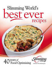 Best Ever Recipes: 40 Years of Food Optimising by Slimming World (Hardback,...