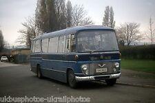 M A Evans, wrexham 544NUO Acton 1982 Bus Photo
