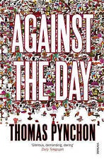 PYNCHON,THOMAS-AGAINST THE DAY BOOK NEW