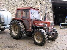 FIAT 55-60 60-66 65-66 70-66 80-66 TRACTOR WORKSHOP / REPAIR MANUAL