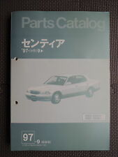 JDM MAZDA SENTIA HE Series HEEA HEEP Original Genuine Parts List Catalog