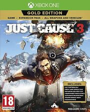 Just Cause 3 - Gold Edition | Xbox One (Preorder)