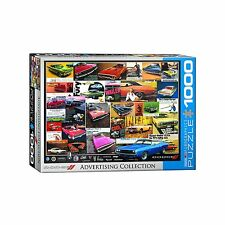 Classic Dodge Advertising Collection Jigsaw Puzzle - 1000 pc.