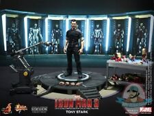 1/6 Scale Marvel Iron Man 3 Tony Stark Action Figure by Hot Toys