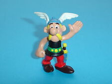 FIGURINE DE COLLECTION ASTERIX & OBELIX COMICS SPAIN 1984 : ASTERIX SALUANT !!