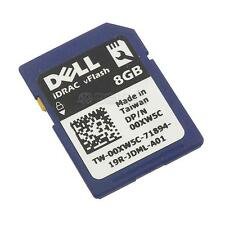 Dell iDRAC vFlash 8 GB SD Card - 0XW5C