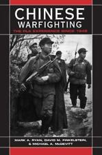 Chinese Warfighting: The PLA Experience Since 1949 (East Gate Books) by Ryan, M