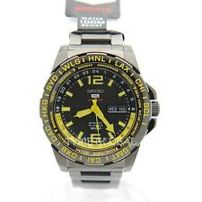 Seiko 5 Sport SRP689K1 100M WR Automatic Stainless Steel Analog Men's Watch