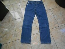 H1649 Levis 535 Jeans W29 Dunkelblau ohne Muster