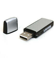 Hidden Voice Recorder Audio Surveillance Gadget - Secret Spy USB Pen Flash Drive