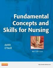 Fundamental Concepts And Skills For Nursing 4th Int'l Edition