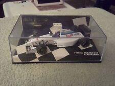 1994 Minichamps Tyrrell Yamaha 022 Ukyo Katayama 1/43 Formula F1 Diecast RARE!!