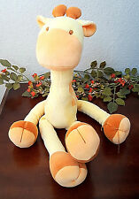 Yellow Giraffe 2003 Gymboree Lanky Legs Stuffed Plush Baby Toy Jungle Animal 20""