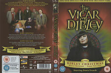 THE VICAR OF DIBLEY - DAWN FRENCH - A VERY DIBLEY CHRISTMAS - DVD