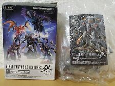 Square Enix Final Fantasy Creatures Kai Vol.1 Bahamut Sin Full Color Figure NEW