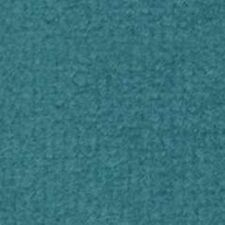Dollhouse Miniature Wall to Wall 12 x 14 Carpeting in Turquoise