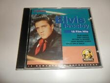 CD  Elvis Presley - 18 Film Hits