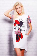 Embroideries MINNIE-MOUSE T-SHIRT  print embroidery in Ukrainian style