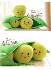 SNSD GIRLS' GENERATION favorite toy 3 Peas in a Pod plush Pillow Medium Size 24""