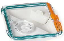 BENTO / LUNCHBOX »BOX APPETIT« BLACK+BLUM DESIGN OCEAN BLAU