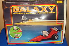 Vintage 1970's Galaxy Dragster Full Case Lot of 12 in Store Display