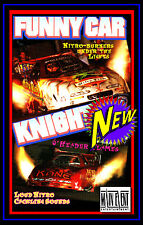 Drag Racing FUNNY CAR KNIGHTS, Nitro at Night, A Main Event Entertainment DVD