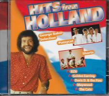 V/A - Hits from Holland CD Album 16TR Pussycat Maywood BZN Golden Earring 1998