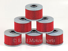 2004 2005 2006 HONDA RANCHER 350 ES TRX350TE **6 PACK** HIFLO OIL FILTER