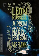 LEON RUSSELL New Sealed 2017 BIOGRAPHY, PERFORMANCES & MORE DVD