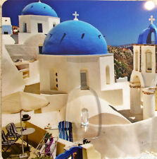 NEW Just StickiT Santorini Blue Skydome Square Small Hook