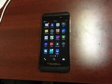 BlackBerry Z10 - Black - (Unlocked) Good Condition