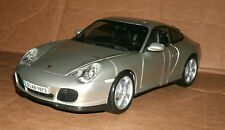 1/18 Porsche 911 Carrera 4S Diecast Model Sports Car - 2002 Porsche 996 Coupe