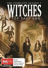 Witches of East End SEASON 2 : NEW DVD