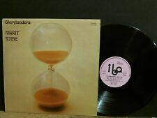 GLORYLANDERS  About Time  LP  Relgious  Beat Prog Folk   Lovely copy!