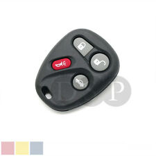 Remote Key Shell fit for Buick Cadillac Chevrolet Mailbu Replacement 4 Buttons