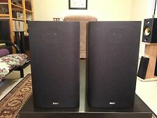 Bowers & Wilkins B&W DM601 S3 Speakers (PAIR)