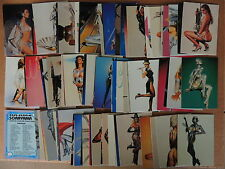 HAJIME SORAYAMA I COMPLETE CARD SET ALL DIFFERENT SEE PIC COMIC IMAGES 1993