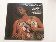 "Sarah Vaughan With Count Basie Orchestra ""Send In The Clowns""  Sealed Vinyl LP"