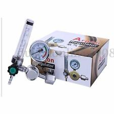 0-25MPa Argon CO2 Gas Mig Tig Flow Meter Regulator Welding Weld Gauge Welder USA