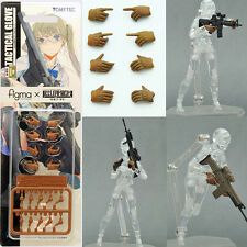 Little Armory OP01 Figma Tactical Glove Coyote Tan Anime Figure Tomytec Japan