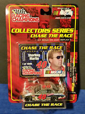 2001 RC CHASE THE RACE  #40 STERLING MARLIN COLLECTOR SERIES 1 of 1500