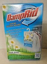 DampRid - Hanging Moisture Absorber - Fresh Scent - 14 OZ 1 PER BOX