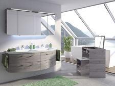 Badezimmermöbel doppelwaschbecken grau  Badmöbelsets in Farbe:Grau, Set enthält:Waschtisch | eBay