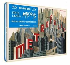 Metropolis Reconstructed & Restored Masters of Cinema Bluray Classic Film