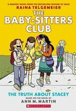 The Baby-Sitters Club Graphic Novel #2: The Truth About Stacey (Full...  (ExLib)