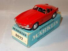 """Marklin No: 8022 """"B.M.W. 507 Coupe""""  (Original 1960's/Boxed)"""