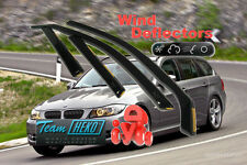 BMW 3 E91 2005- Estate 4 Door Wind Deflectors 4 pcs HEKO (11143)