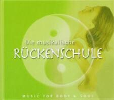 CD Die musikalische Rückenschule Aktive Entlastung und Stärkung Body And Soul