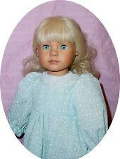 "19"" Beth Heidi Ott Doll, very cute, excellent Condition,Clothes"