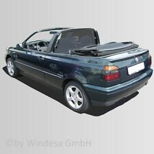 VW GOLF CABRIOLET MK 3 & 4 Convertible WIND DEFLECTOR vento STOP screen (Bodi M)